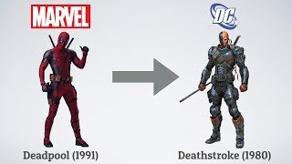 Download 10 Characters Marvel Stole from DC #1 Video