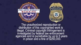Download Shooting Star Entertainment FBI Warning Screens (2014 - 2018) Video