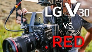Download LG V30 vs. $50,000 RED Weapon - Replicating the Walter Mitty Longboard Scene Video