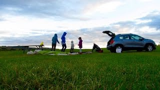 Download 1 tent, 3 kids, and 9 days in Iceland Video
