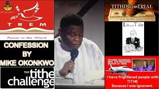 Download I Have Frightened People To Pay Tithe In Ignorance - Bishop Okonkwo Video