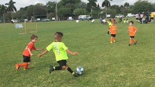 Download Best 6 year old Soccer player in the U.S Video