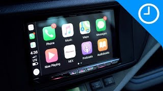 Download Hands-on: Wireless CarPlay! Pioneer's W8400NEX Head Unit Video