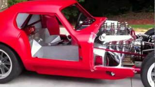 Download First Start Factory Five Racing FFR 65 Shelby Daytona Coupe Video