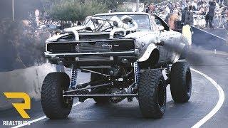 Download Leaving SEMA Show - 95 Minutes of Custom Cars! Video