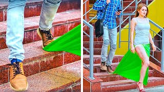 Download 40 USEFUL HACKS FOR ANY OCCASION Video