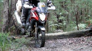 Download Test Honda CB500 X Adventure Video