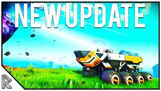 Download NEW No Man's Sky Pathfinder Update! - Rovers, New Ships, Buildings & MORE! Video