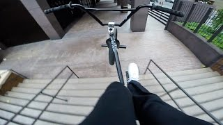 Download GoPro BMX Bike Riding in NYC 2 Video