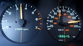 Download Jeep Grand Cherokee 5.9l Acceleration 0-200 Speed Test Video