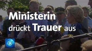 Download Eurofighter: Verteidigungsministerin von der Leyen äußert sich Video