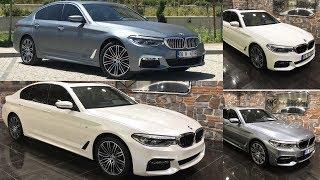 Download 2017 BMW G30 Şeffaf / Şeffaf Mat / İnci Beyazı Kaplama Video