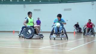 Download Sunwolves and wheelchair rugby Video