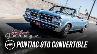 Download 1964 Pontiac GTO Convertible - Jay Leno's Garage Video