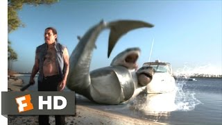 Download 3 Headed Shark Attack (9/10) Movie CLIP - Never Seen Anything Like That (2015) HD Video