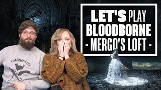 Download Let's Play Bloodborne Episode 12: IN WHICH NO-ONE LIKES STEPHEN OR SPIDERS Video