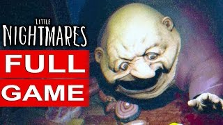 Download LITTLE NIGHTMARES Gameplay Walkthrough Part 1 FULL GAME [1080p HD PS4 PRO] - No Commentary Video