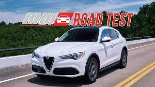 Download 2018 Alfa Romeo Stelvio | Road Test Video