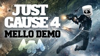 Download JUST CAUSE 4 Gamescom Demo | Gaming with Marshmello Video