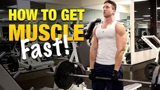Download How to Get Muscle Fast: Stick With These Proven Compound Exercises Video