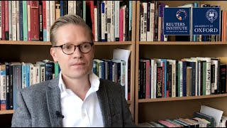Download Rasmus Kleis Nielsen, new Director of the Reuters Institute for the Study of Journalism Video
