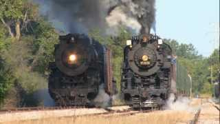 Download BIG TRAINS in Action #1 | Lots of Trains Pass By | Video for Kids Video