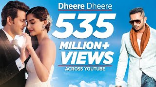 Download Dheere Dheere Se Meri Zindagi Video Song Hrithik Roshan, Sonam Kapoor | Yo Yo Honey Singh Video