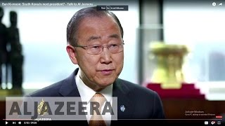 Download Ban Ki-moon: South Korea's next president? - Talk to Al Jazeera Video