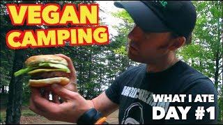 Download Vegan Camping - What I ate ( Beyond Burger ) Video