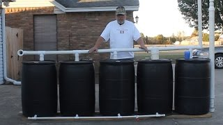 Download DIY Rain Barrel System Explained Video