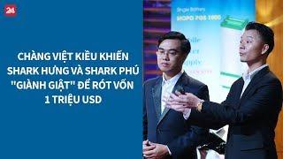 Download Shark Tank VN tập 12: Chàng Việt kiều gọi vốn thành công 1 triệu USD  VTV24 Video