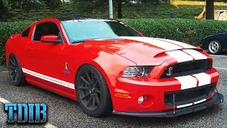 Download SCARIEST Stock Car You Can Buy : 750HP Shelby GT500 Super Snake Review Video