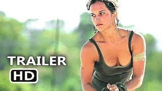 Download TOMB RAIDER Extra Footage Trailer (2018) Alicia Vikander Action Movie HD Video