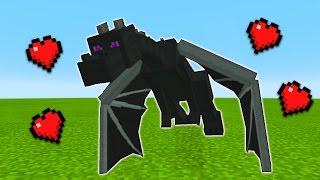 Download How To Tame the Ender Dragon in Minecraft Pocket Edition (Rideable Dragon Addon) Video