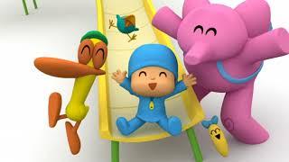 Download Pocoyo - 60 minuti di cartone animato educativo per i bambini 🎢 [9] | Cartoni animati Video