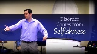 Download Disorder Comes from Selfishness - Ryan Fullerton Video