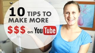 Download 10 Online Store Tips To Make More $$$ on YouTube Video