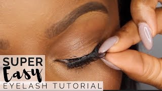 Download EASY Step by Step Eyelash Tutorial for Beginners | DETAILED Video