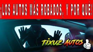 Download Los vehículos más robados en México. Video