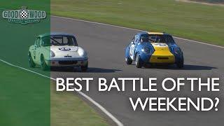 Download Ultra-tense battle at Goodwood | 2019 Fordwater Trophy Highlights Video