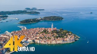 Download CROATIA Lovely Townscapes - Cities of the World | Urban Life Documentary Film - Episode 1 Video