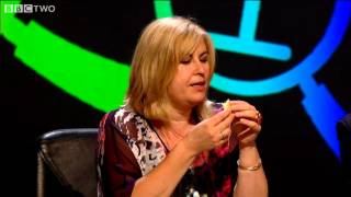 Download Miracle Berry Tasting - QI - Series 10 Episode 2 - BBC Two Video