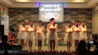 Download Tarian Lilin Pemudai/Remaja GKNI Sukacita Ketapang Part 1 Video
