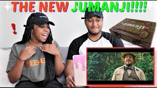 Download JUMANJI: WELCOME TO THE JUNGLE - Official Trailer (HD) REACTION!!!! Video