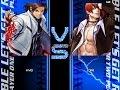 Download 草薙京 vs 八神庵。Kyo Kusanagi Vs Iori Yagami(Mugen) Video
