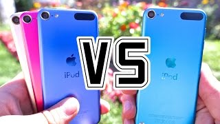 Download iPod Touch 6G VS 5G - Ultimate Full Comparison Video