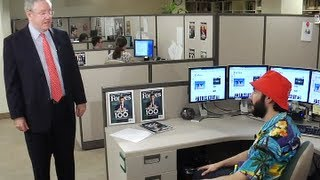 Download Steve Forbes vs. Mets Bucket Hat Guy [condensed version] Video