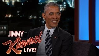 Download President Obama Laughs at Trump Video