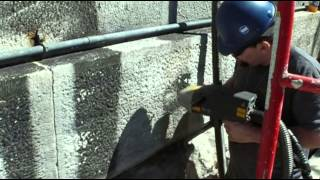 Download Wall Laser Cleaning Video