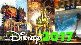 Download 2017 Top 10 New Disney Rides and Attractions! | Disney World & Disneyland Video